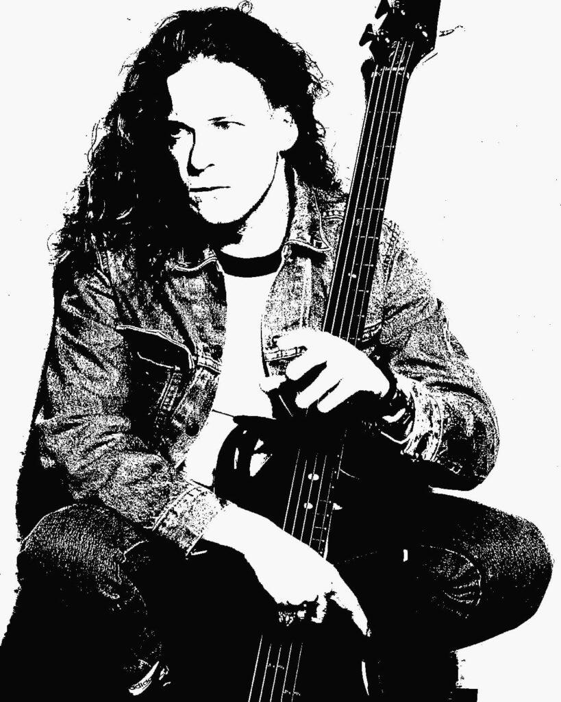 jason newsted my friend of misery metallica instrumental bass i